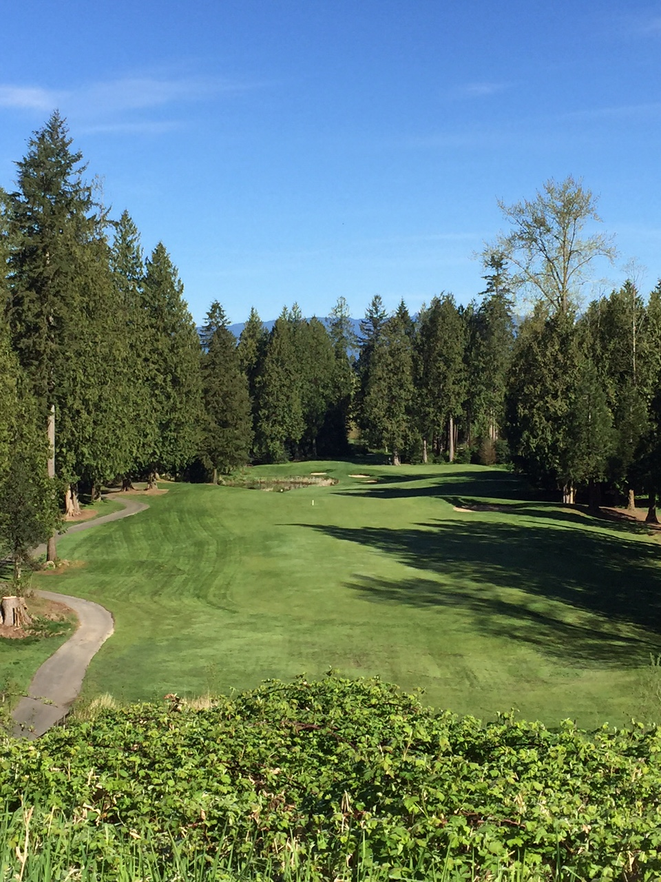 Redwoods Golf Course
