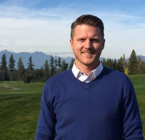 Jordan Fletcher, PGA of BC Top 100
