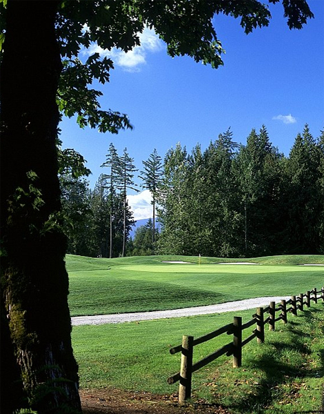Welcome ToThe Redwoods Golf Course